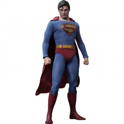 Superman III Figure Movie Masterpiece 1/6 Evil Superman