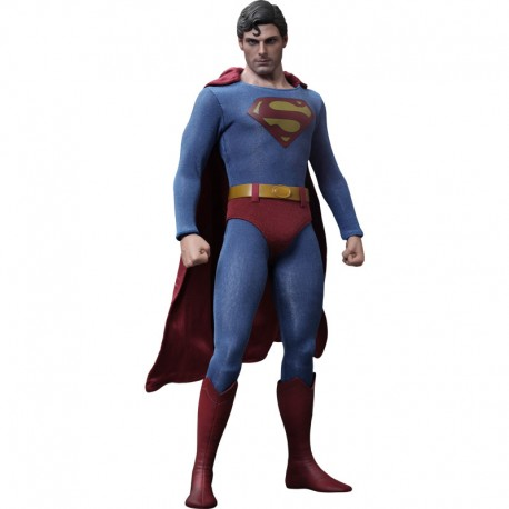 Superman III Figura Movie Masterpiece 1/6 Evil Superman