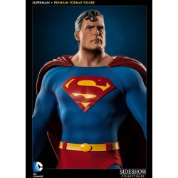 DC Comics Estatua Premium Format 1/4 Superman 65cm