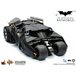 Batman The Dark Knight Vehículo Movie Masterpiece 1/6 Batmóvil