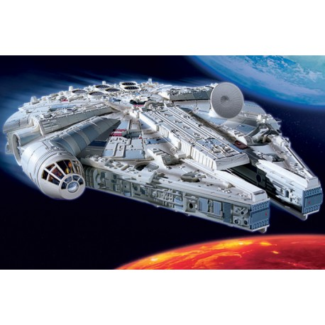 Star Wars Maqueta Easy Kit 1/72 Milennium Falcon