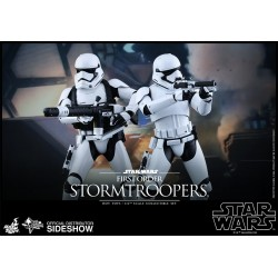 Star Wars Episode VII Pack of Two Figures Movie Masterpiece 1/6 First Order Stormtroopers